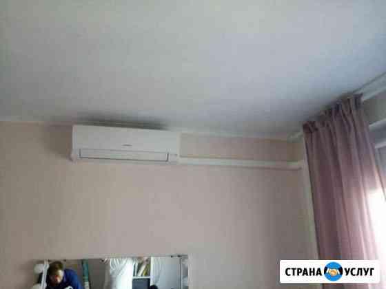 Монтаж кондиционеров Красногорск