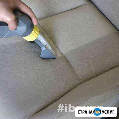 Химчистка и полировка автомобиля Нижний Новгород