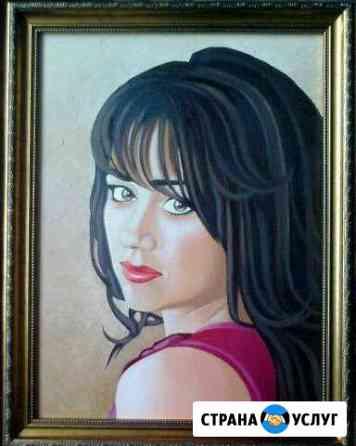 Картины, портреты Терек