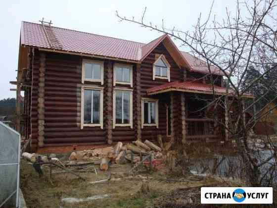 Строительство домов и котеджей Калязин