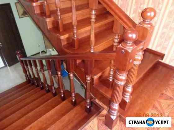 Лестницы любой сложности Крымск