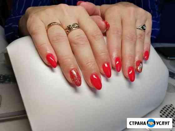 Наращивание ногтей Рубцовск