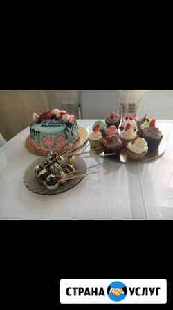 Торты пирожные Санкт-Петербург