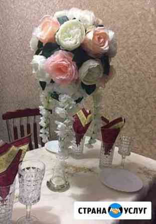 Вазы с искусственными цветами Владикавказ