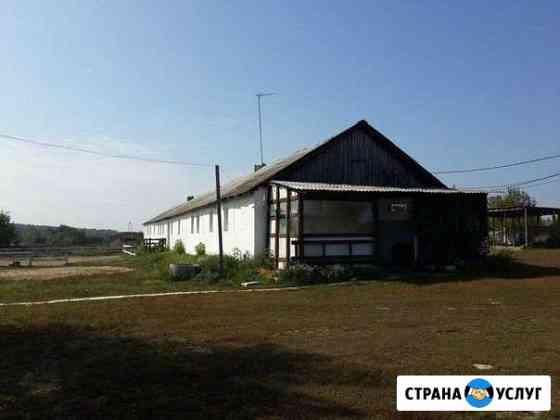 Уютная конюшня приглашает на постой Климовск