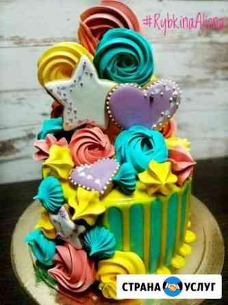 Тортик на заказ Ковров