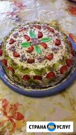Домашние торты на заказ Люберцы