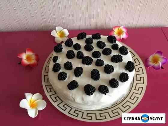 Торты без сахара, только натуральные продукты Санкт-Петербург