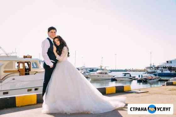 Фото и видео на свадьбу,юбилей,венчание,крещение Сочи