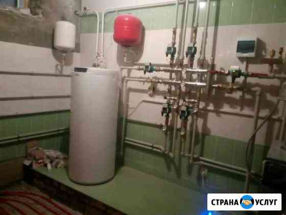 Монтаж систем Отопления Водопровода Канализации Арзамас