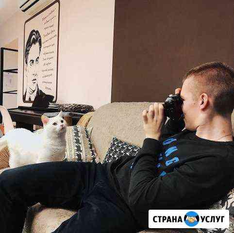 Фото-видео съёмка фото на пленку Санкт-Петербург