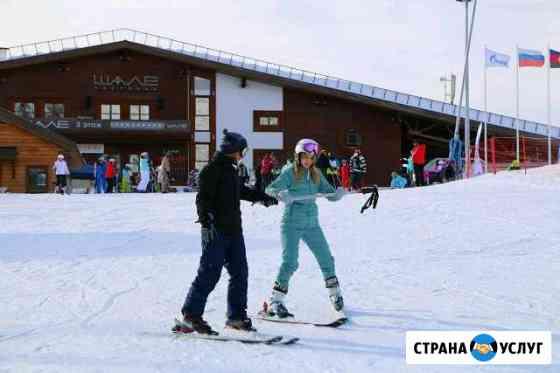 Инструктор по горным лыжам в Сочи Красная Поляна Красная Поляна