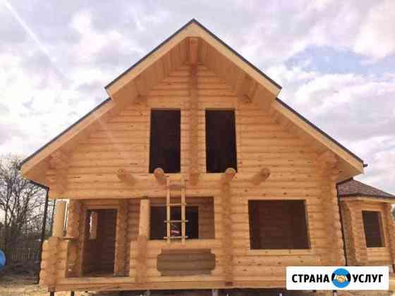 Дома, бани с рубленного бревна, бруса Красноярск