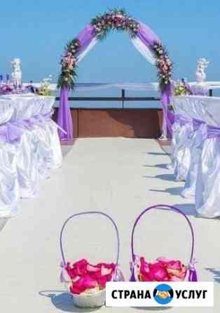 Оформление свадеб сказочно и незабываемо/декор Симферополь