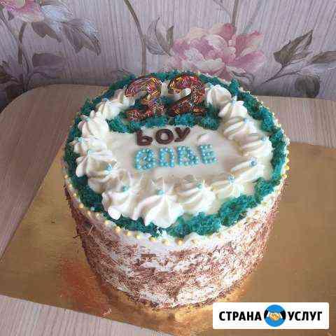 Торты и чизкейк на заказ Красноярск