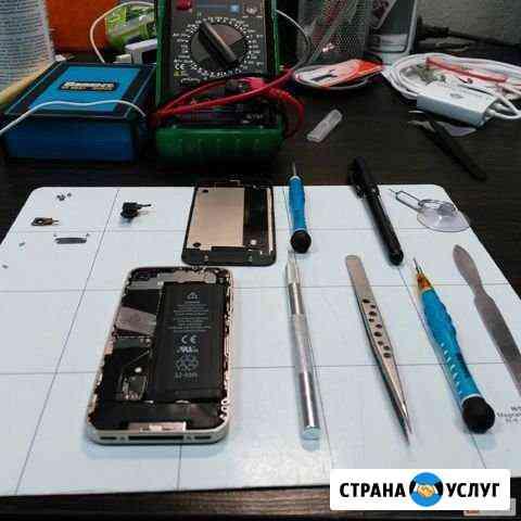 Ремонт смартфонов,планшетов и т.д Екатеринбург
