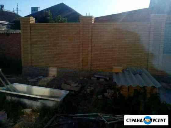 Выполняю строительные работы Новопавловск