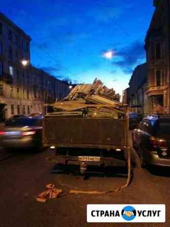 Вывоз строительного мусора Санкт-Петербург