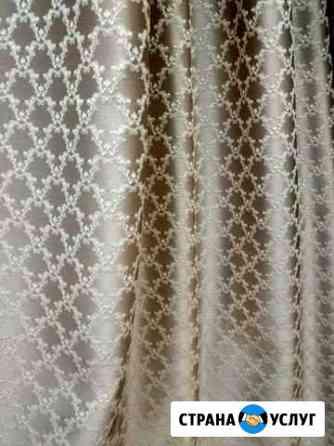 Продажа тканей для штор. Дизайн и пошив штор, покр Йошкар-Ола