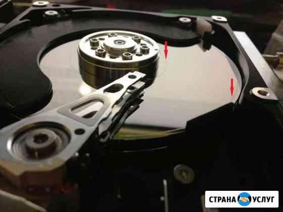 Восстановление данных. Частный мастер. PC-3000 Москва