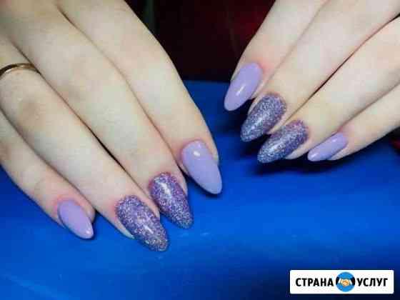 Наращивание ногтей Ачинск