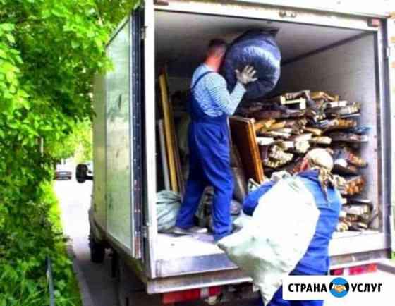 Вывоз строительного мусора любого объема Москва