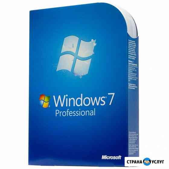 Установка Windows Ковров