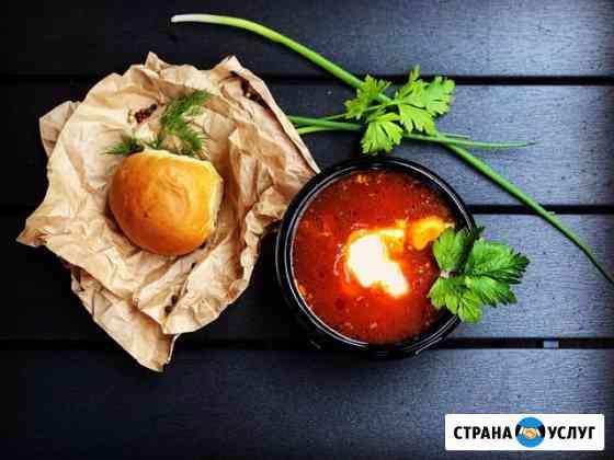 Комплексные обеды с доставкой Сочи