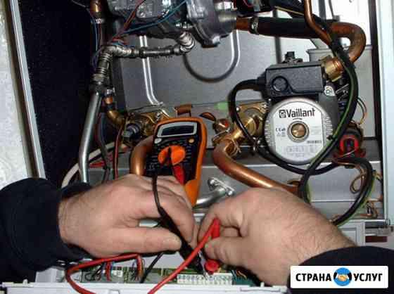Ремонт газовых котлов в Махачкале и Каспийске Махачкала