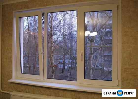 Окна и двери ПВХ/AL Михайлов