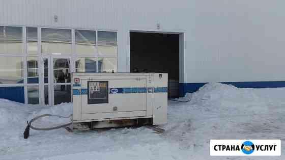 Аренда дизельной станции 100 квт Тюмень