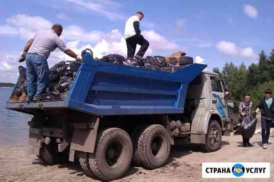 Вывоз строительного мусора Газель, КАМАЗ в Нижнем Новгороде Нижний Новгород