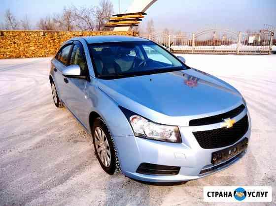 Аренда авто Chevrolet Cruze - 2012 г.в. (Левый руль) Чита