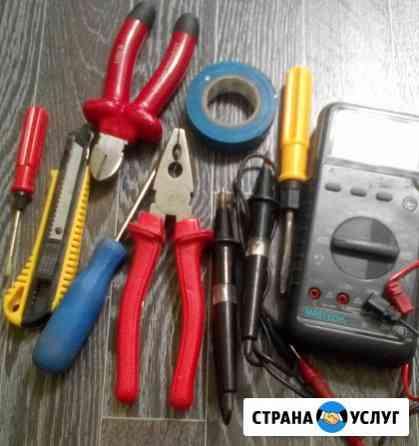 Электрик.Все услуги Новокузнецк