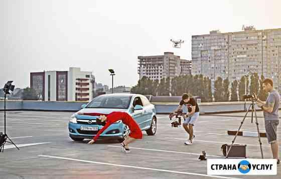 Видеосъемка Краснодар