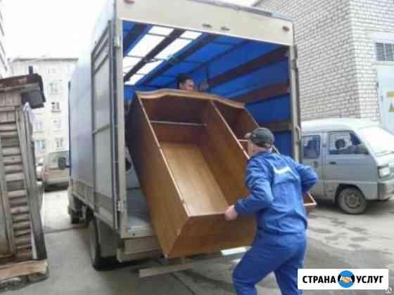 Вывоз старой мебели и строительного мусора Липецк
