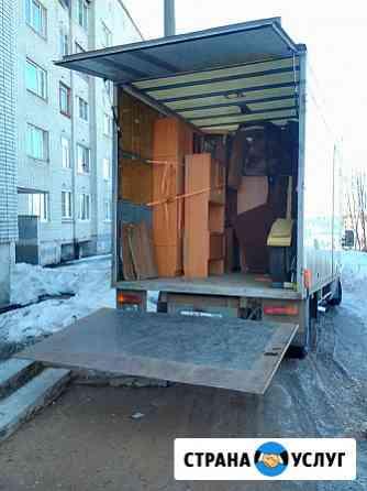 Перевозка мебели.Город, пригород, межгород.Опытные грузчики.Вывоз на свалку старой мебели и мусора Петрозаводск