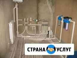 Установка радиаторов, сушилки, раковины Чебоксары