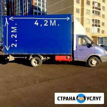 Вывоз мусора, газель, камаз Белгород
