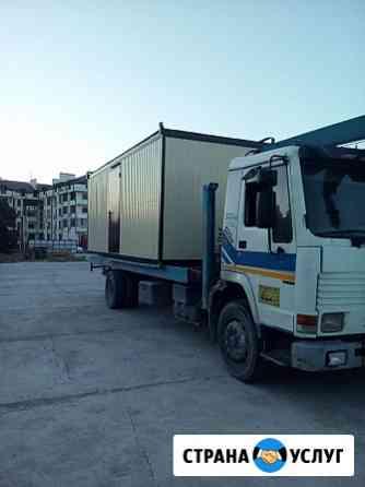 Услуги манипулятора перевозка негабаритных грузов Новороссийск