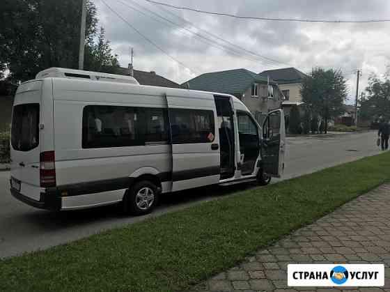 Пассажирские перевозки Нальчик