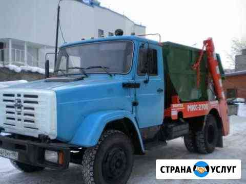 Вывоз любого мусора Воронеж Воронеж
