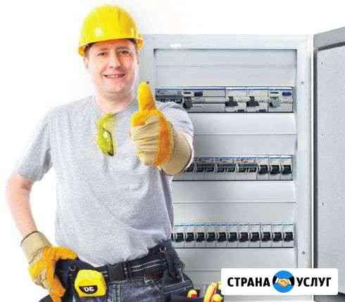 Монтаж электропроводки от 200 руб за метр площади Пермь