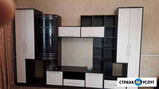 Сборка мебели, по городу и области Рязань
