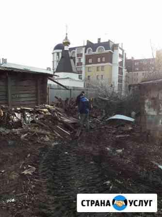 Утилизация старой мебели, вывоз строительного мусора, по городу и области Рязань