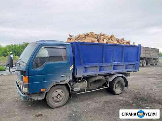 Доставка дров березовых Новосибирск