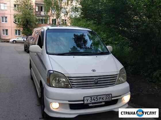 Услуги микроавтобуса Томск