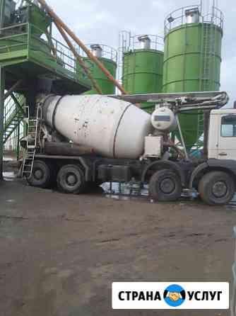 Бетон и бетонные растворы Калининград