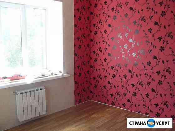 Отделочные работы в квартирах и частных домах Кимры