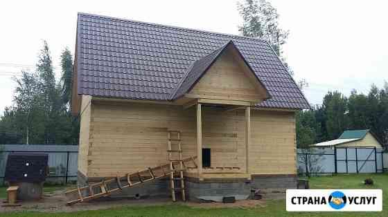 Строительство домов и хозяйственных построек Кимры